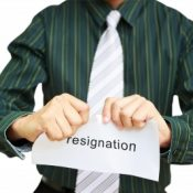 The do's and don'ts of resigning from a job